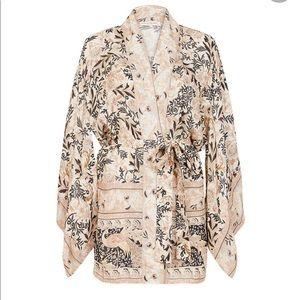 Spell's Oasis short kimono/robe